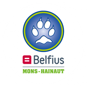 Logo Belfius Mons-Hainaut
