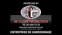 Be close protection